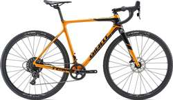 TCX ADVANCED ML METALLIC ORANGE